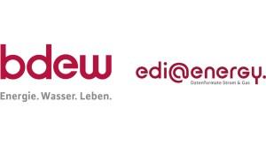 BDEW logo EDI at Energy