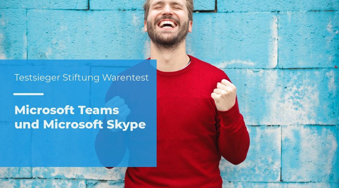 Stiftung Warentest – Doppelsieg für Microsoft
