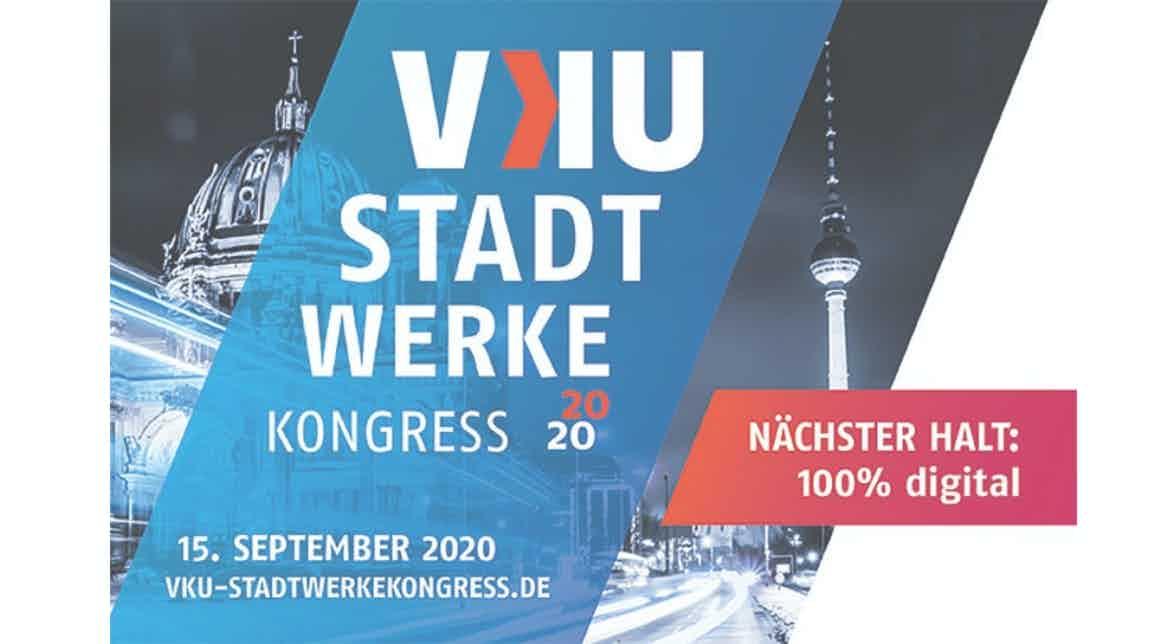 applied technologies auf dem VKU-Stadtwerkekongress 2020 – #swk2020