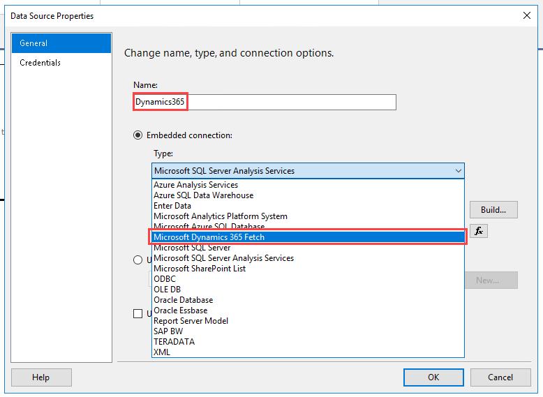 18 Visual Studio 2019 und Fetch XML