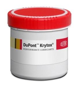 Dupont Krytox GPL 205 Grease, 2.2 lb-1 kg-PFPE-PTFE