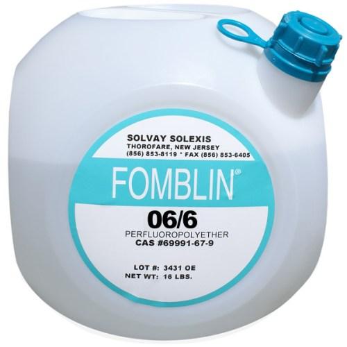 Fomblin YL-VAC 06-6-vacuum oils 8kg-16lb bottle