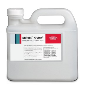 Dupont krytoxoil gpl 105 oil-11lb-5kg-handle jug
