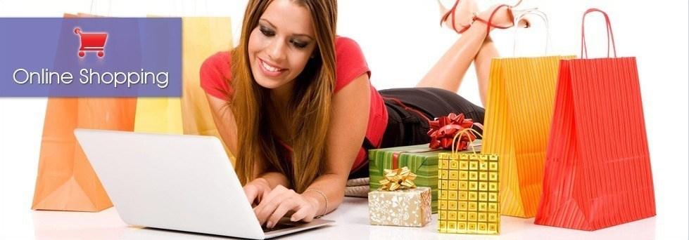 online shopping sale -shopping cart -shopping information