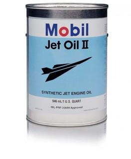 Mobil Jet Oil II aviation