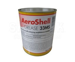 Aeroshell Grease 33MS-6.6 pound can