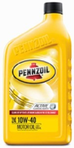 Pennzoil Conventional Motor Oil 10W-40