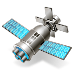 Satellite - Solar Power Industry