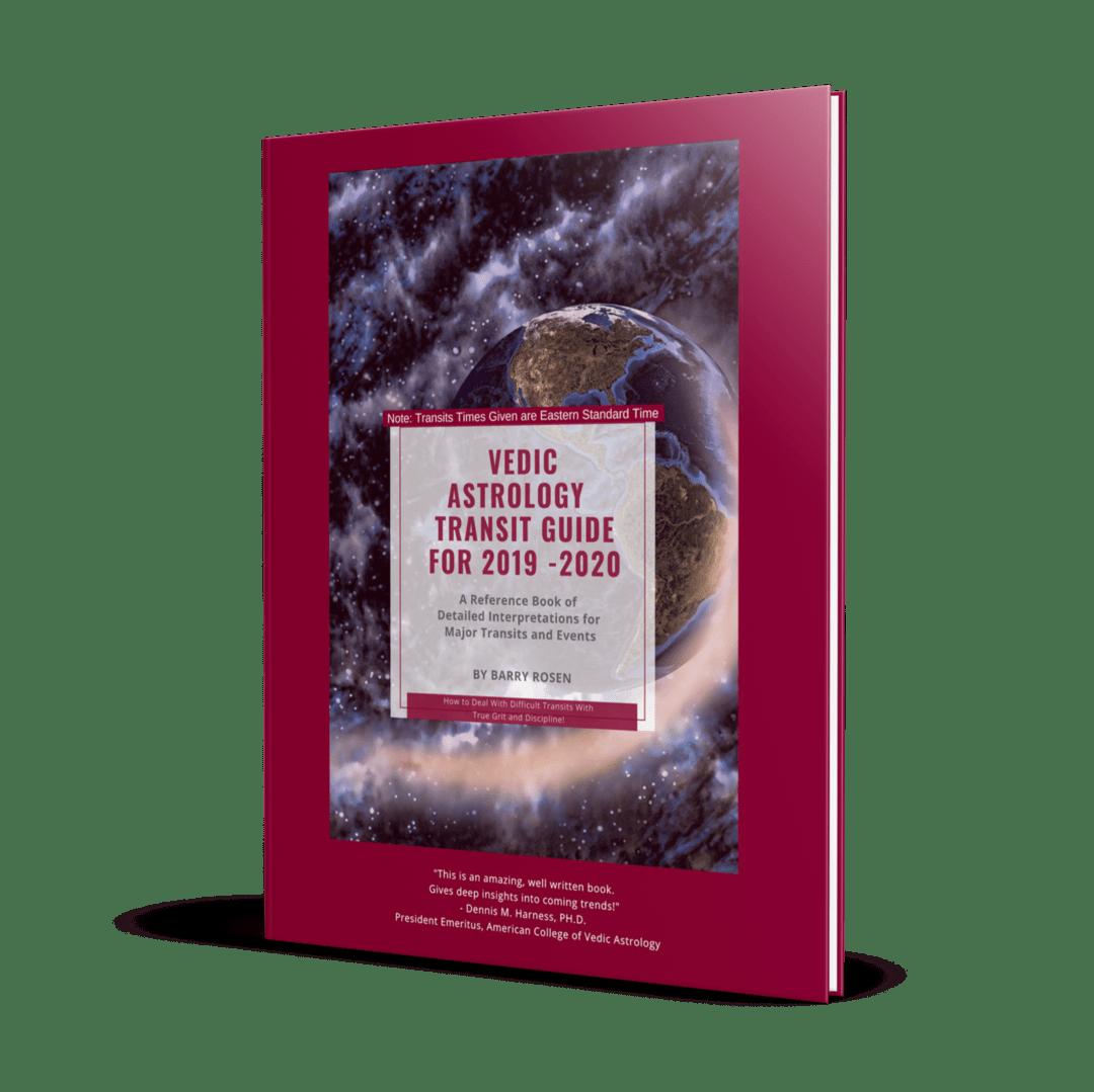 Vedic Astrology Transit Guide 2019 - 2020