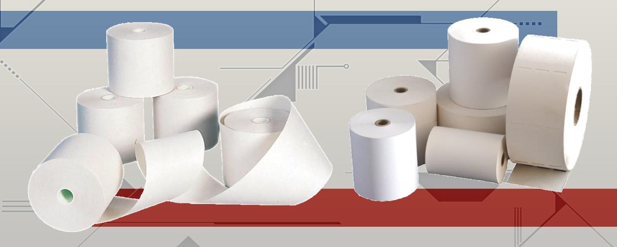 Rouleaux Imprimantes Thermique