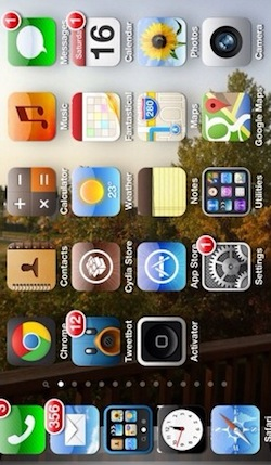 IconRotator Cydia 2