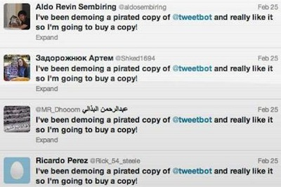 Tweetbot pirate