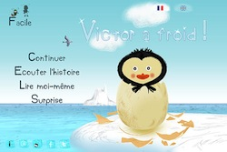 Victor a froid ! HD