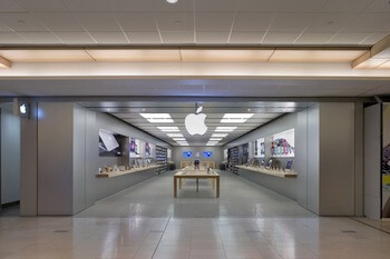Apple Store Vancouver