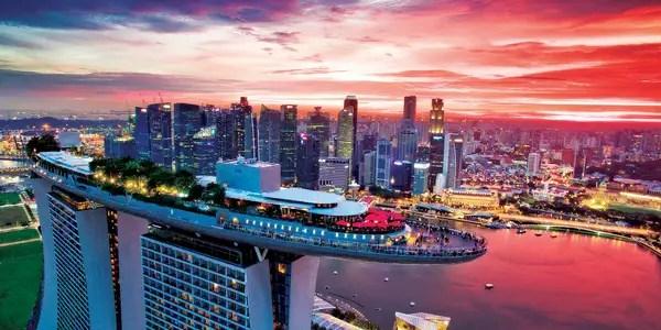 4 Bilder 1 Wort Singapur Tagesrätsel August 2019