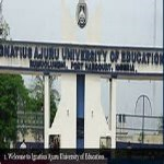 IAUE UTME 2017/2018 1st, 2nd & DE Admission List (How To The Check Full List)