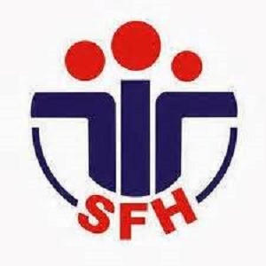 The Society for Family Health (SFH) Logo