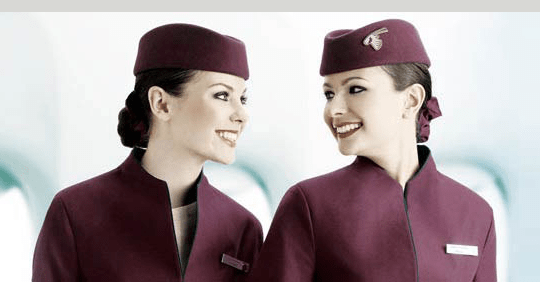 Qatar Airways Staff in Lagos State