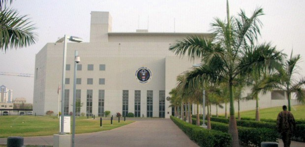 U.S Embassy Building in Abuja