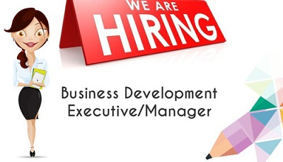 Business Development Manager and Executive