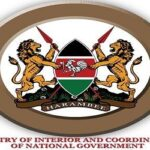 National Government Jobs in Kenya | Ministry of Interior Kenya Jobs 2020
