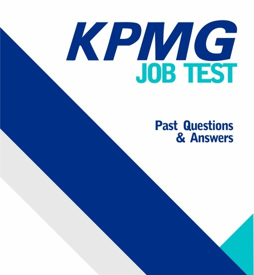KPMG Past Questions and Answers for Recruitment Test