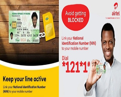 How to Retrieve NIN and Link to MTN, Airtel, Glo or Etisalat