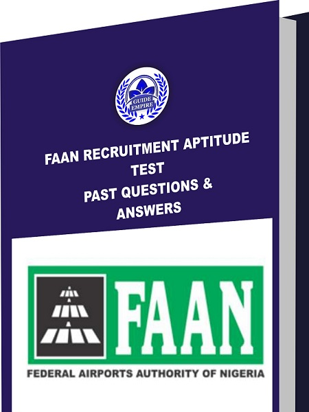 Federal Airport Authority Past Question and Answers PDF