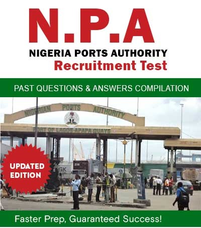 Nigerian Ports Authority Past Questions and Answers PDF