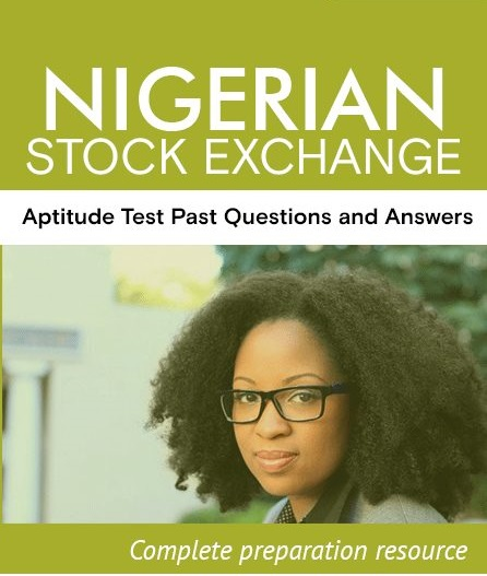 Nigerian Stock Exchange Past Questions and Answers for Aptitude Test