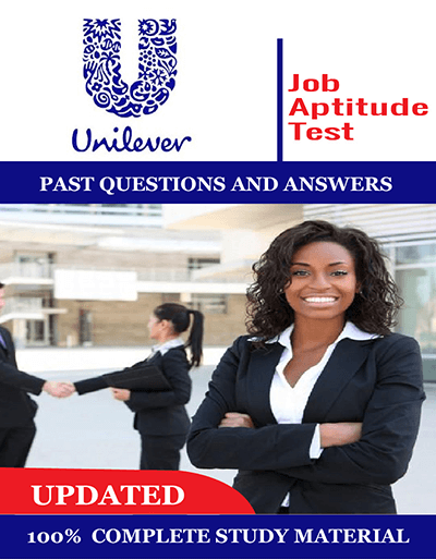 Unilever Past Questions and Answers