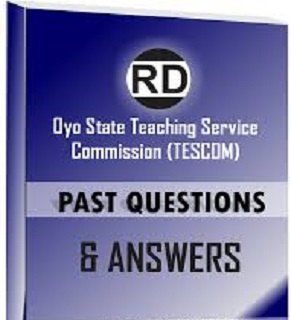 Oyo State TESCOM Past Questions and Answers PDF Download