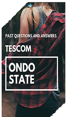 Ondo State TESCOM Past Questions and Answers Pdf Download