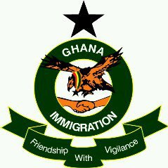 Ghana Immigration Service Official logo