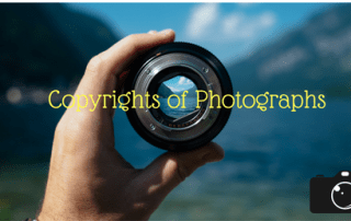 Copyrights of Photographs