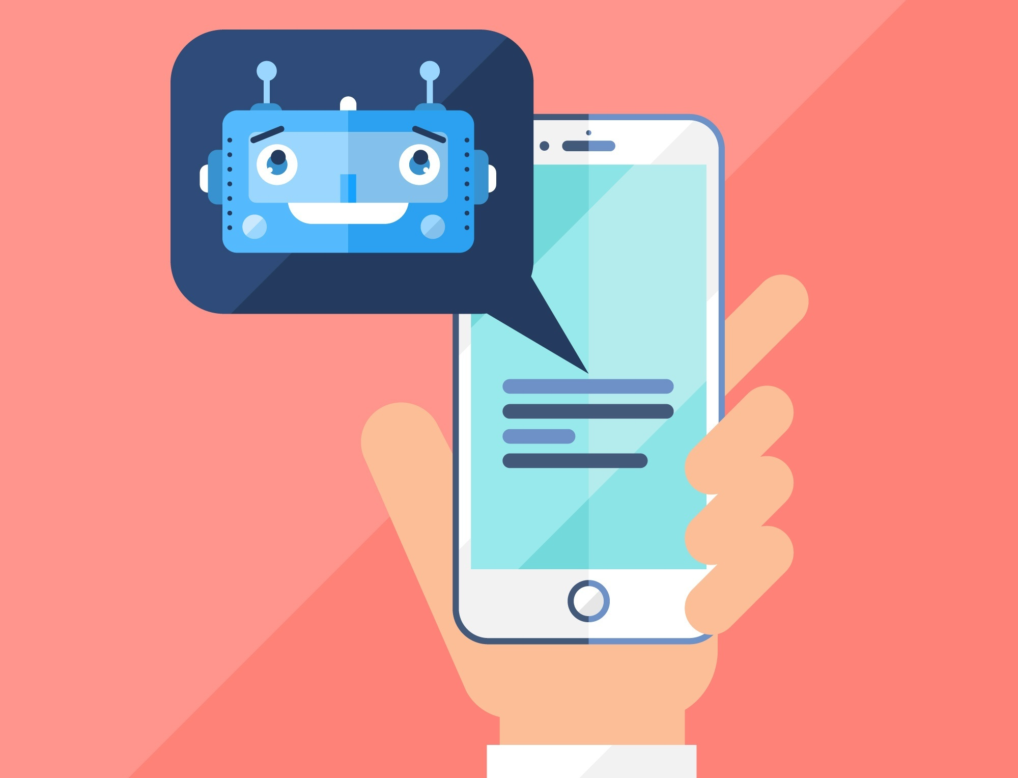 The Influence of AI & Chatbots in the Healthcare Industry - App Maisters