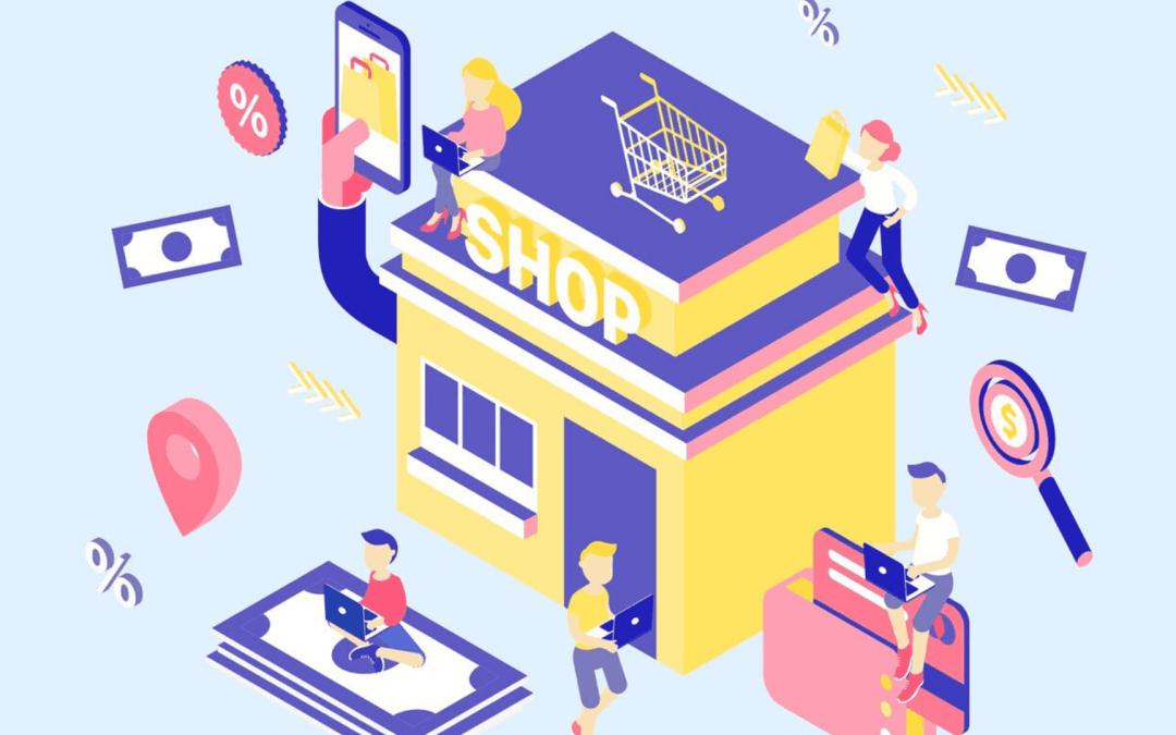 Top five eCommerce platforms
