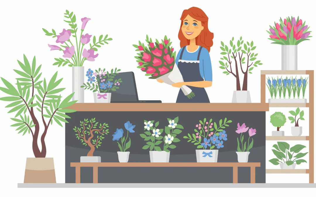 Build a florist app and scale your business to new heights