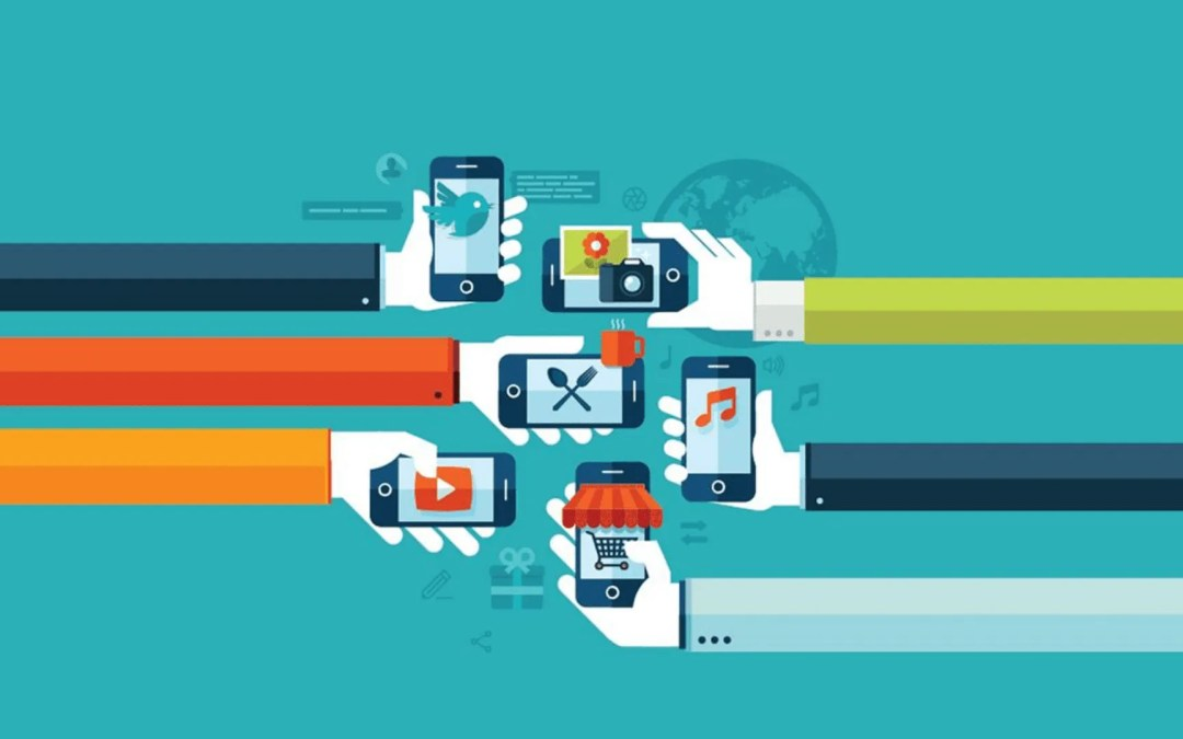The significance of colors in mobile app development and marketing