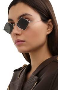 Occhiali da Sole SL 302 LISA Silver Grey