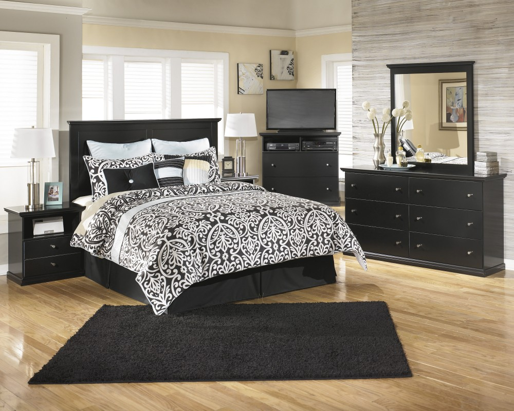 maribel pc bedroom dresser mirror queenfull panel headboard ashley black set atmosphere ideas dressers with mirrors furniture ikea on sale chests and chest apppie org