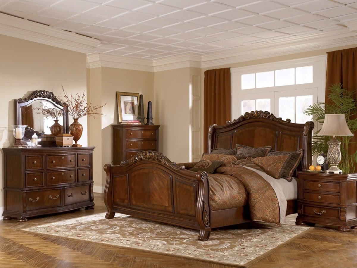 Original Ashley Furniture Bedroom Sets Fixing White Set Ideas Queen King Discontinued Millennium Costco Youth Apppie Org