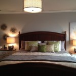 Master Bedroom Lighting Ideas Tray Ceiling Set Decorating Bathroom Fan Small Farm House Led Home Apppie Org