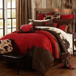 Western Bedding Full Size Red Rodeo Bed Setlone Star Bedroom Set With Vanity Ideas Turquoise Sets Twin Blankets For Beds Comforter King Boys Orange Cowboy Apppie Org