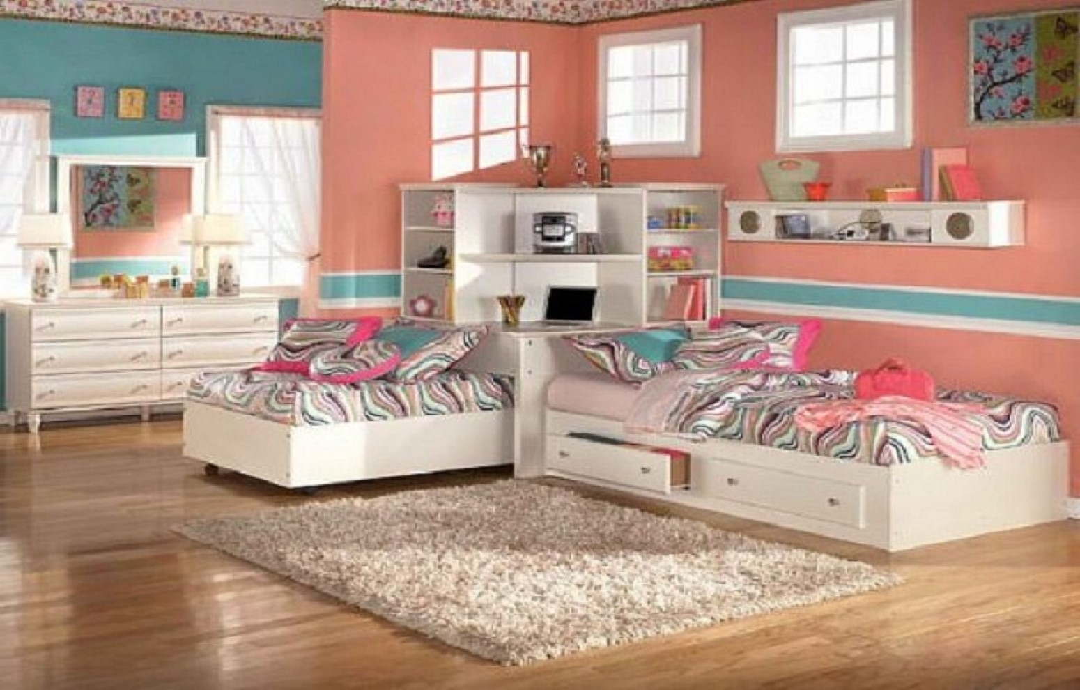 collection of ashley cottage retreat bunk bed bedroom sets atmosphere ideas furniture jewelry design inc overstock north jackson collectible barbie dolls apppie org