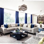 Living Room With Navy Curtains Grey And White Bedroom Atmosphere Ideas Tan Taupe Purple Gold Blue Set Sofa Apppie Org