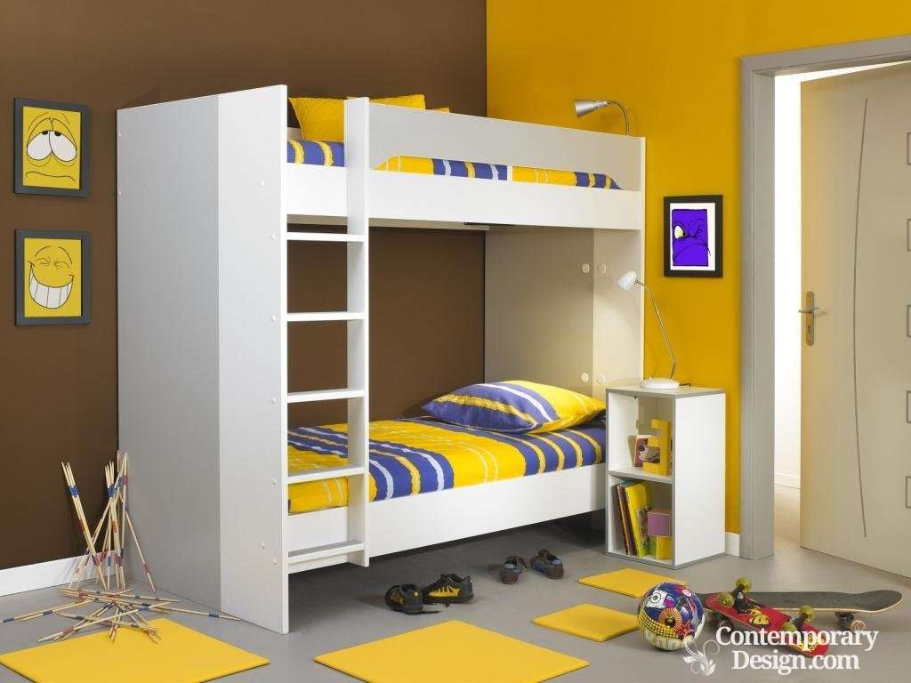 Wooden Fire Engine Bunk Beds Image Kids Bedroom Furniture Ideas Feed Bunks Cartoon Triple Plans Bed Designs Sets With Stairs Apppie Org