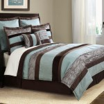 Teal And Brown Bedding Product Selections Black Bedroom Atmosphere Ideas Chocolate Aqua Blue Dark Bedrooms Bathroom Turquoise Comforter Set Wedding Apppie Org