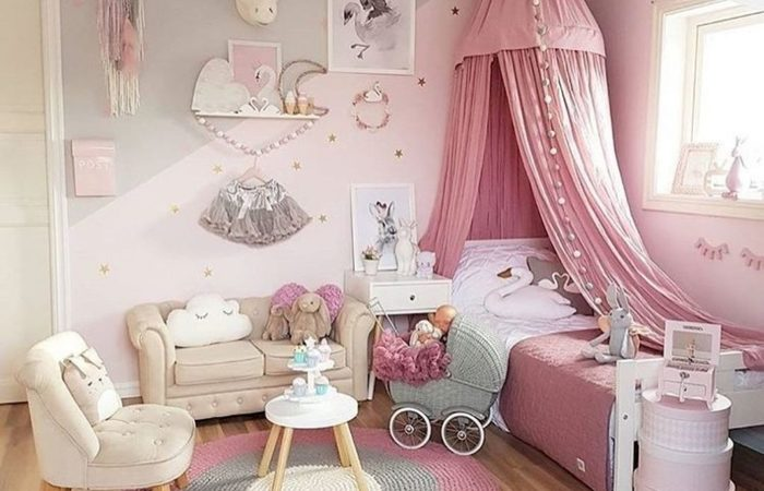 Walltastic Unicorn Kingdom Room Stickers Wall Bedroom Decor Atmosphere Ideas Real Baby Fire Sonia Plush Pink Mythical Castle Unicorns Beutiful Apppie Org