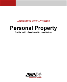 Becoming a Personal Property Appraiser » ASA Newsroom